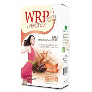 Diet Cantik Dengan Cemilan Rendah Kalori WRP Everyday FruitBar & WRP Everyday Low Fat Milk