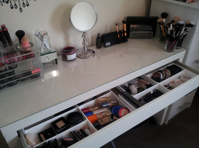 Beauty Is In Eye Of The Beholder My Makeup Collection