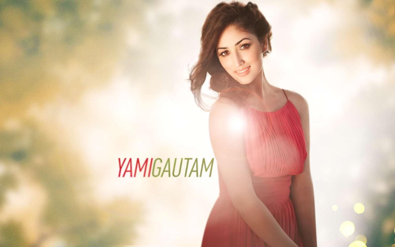 Wallpaper download karo - Hd Wallpaper Yami Goutam Very Beautiful Yami Gautam Pictures In Red Dress