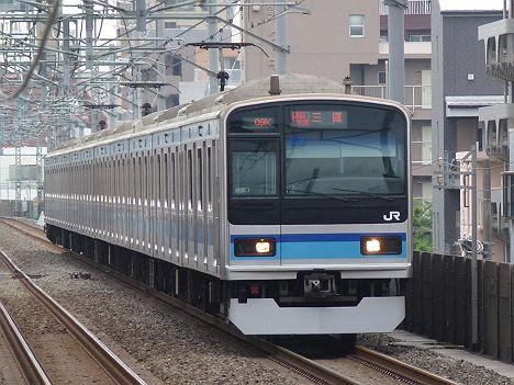 【平日1本限定!】E231系の東西線 通勤快速 三鷹行き