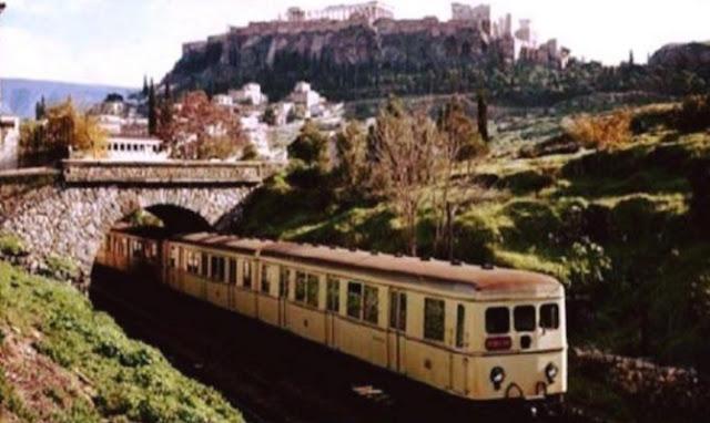 Δεκαετία του '60: Μια όμορφη βόλτα στις πόλεις της Ελλάδας