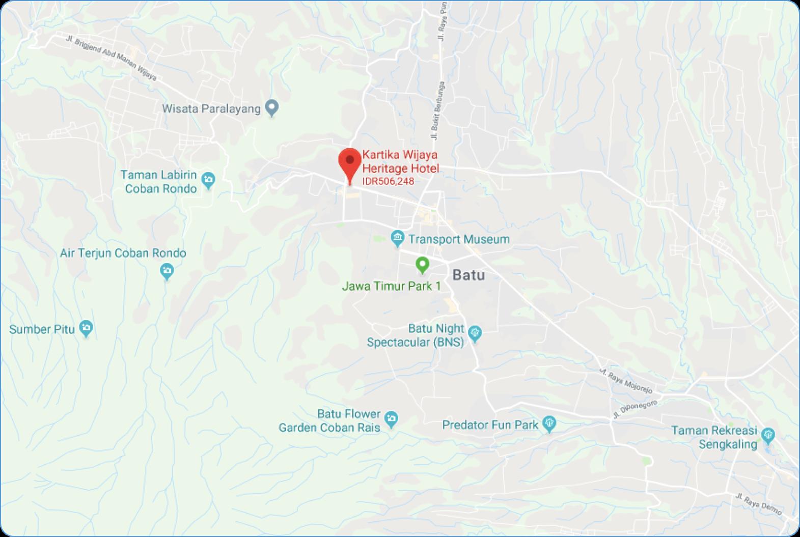 Malang, Kota Wisata, Jawa Timur