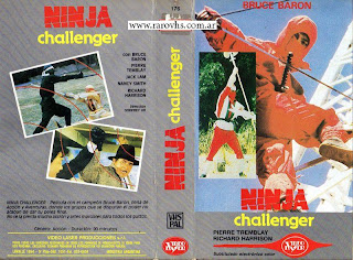 Ninja Challenger = Challenge of the Ninja (1989)