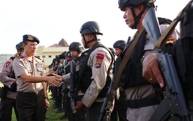 Penyerang Kantor Kemendagri Bakal Dibantu Kapolda Papua