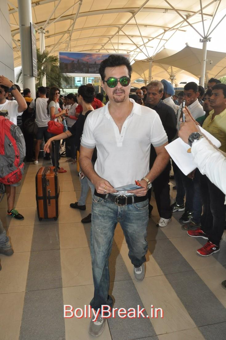 Sanjay Kapoor, Elli Avram Sophie Choudry Hot Pics Check Out Who Will Sizzle Goa At The Planet Hollywood Launch!