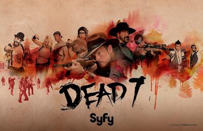 Filme que traz integrantes das principais boy bands como Backstreet e N´Sync mostrará ataque zumbi no Velho Oeste - Divulgação