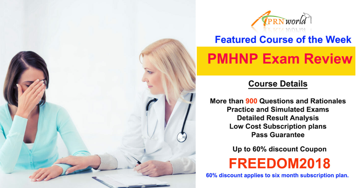 Tips To Pass The Pmhnp Exam And Earn The Pmhnp Bc Credential Basic