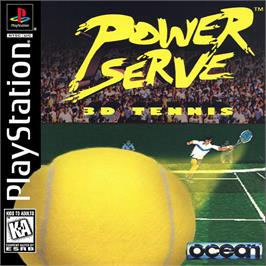 Power Serve 3D Tennis - PS1 - ISOs Download