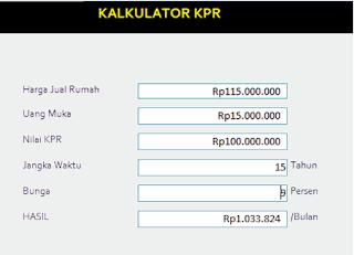 Download Kalkulator Kpr Microsoft Access Download Disini