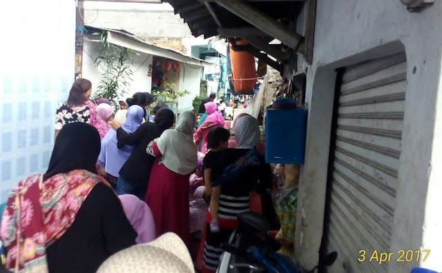 """Seorang Ketua RT di Cakung Diduga Lakukan """"""""Politik Uang"""" untuk Ahok-Djarot"""