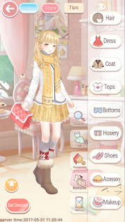 Chapter 7: 7.1-7.9 Love Nikki Dress Up Queen 9