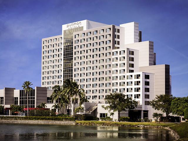 Pullman Miami Airport Hotel