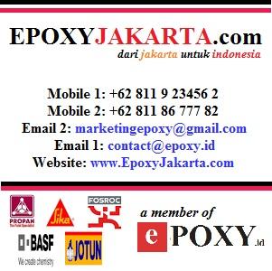 Jasa Epoxy Lantai, Pengecatan Epoxy Lantai