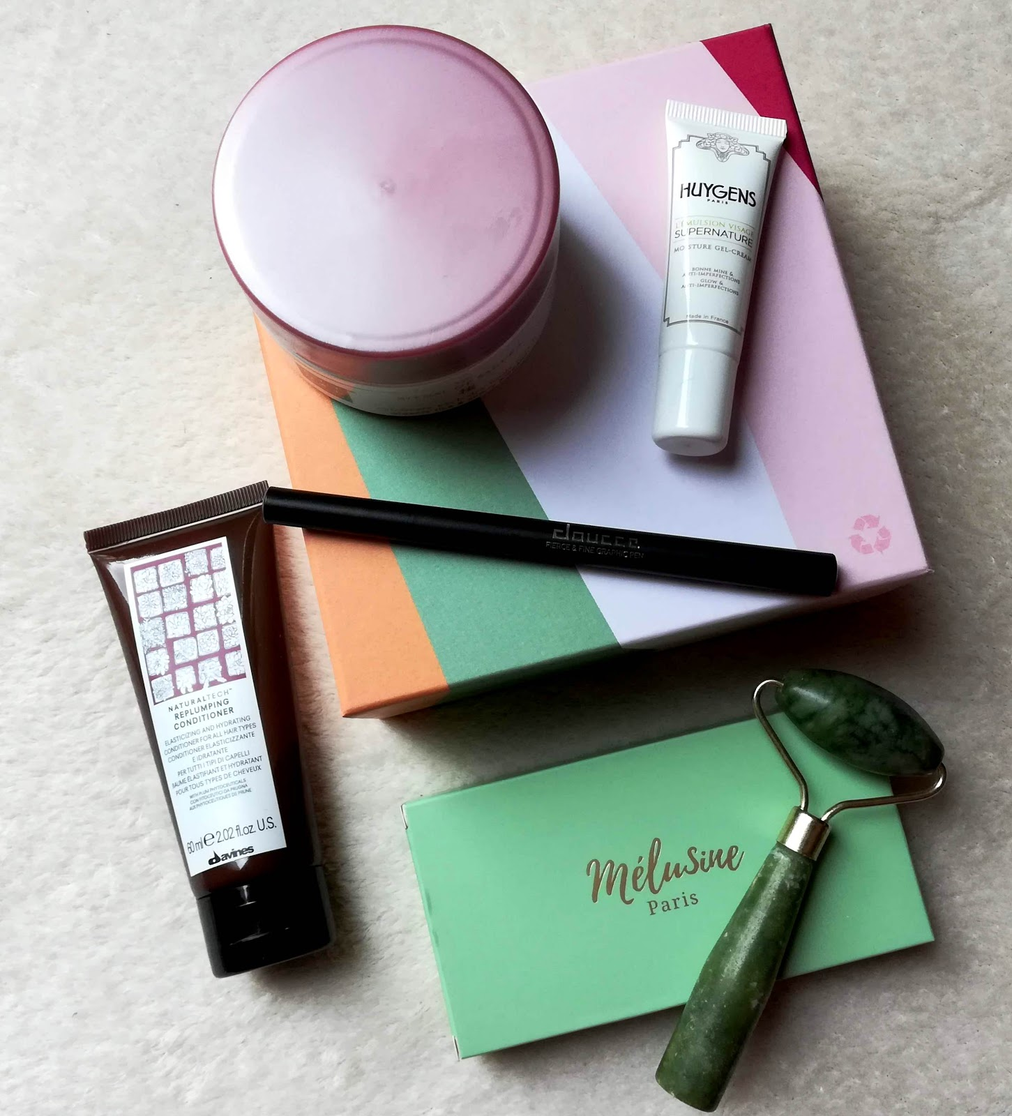 BIRCHBOX MAI 2019 / Magic Mantra