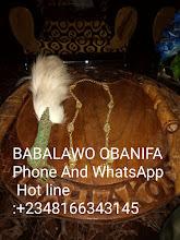 BABALAWO OBANIFA