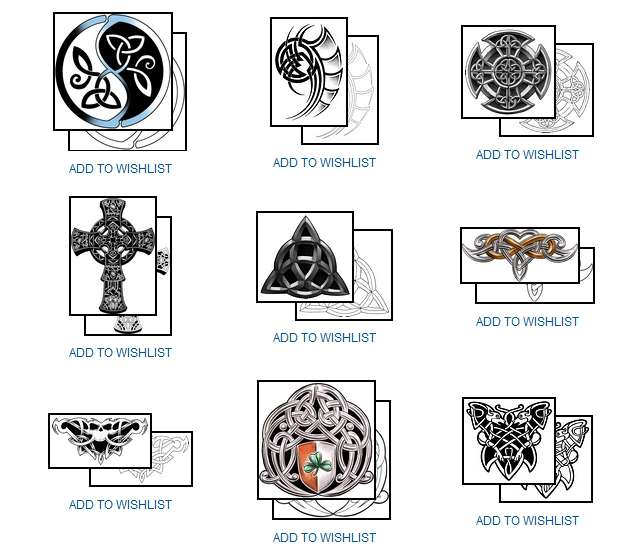Fashion Body Jewelry Blog: How To Choose A Celtic Tattoo ...