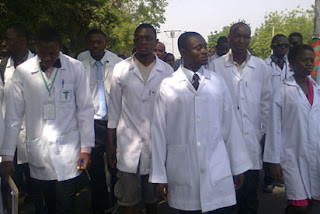 Resident doctors begin strike in Kaduna