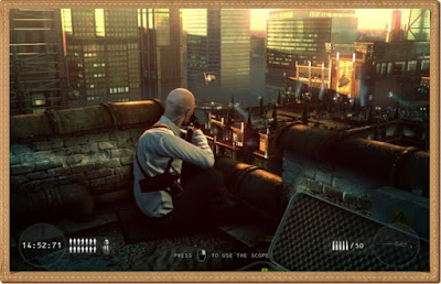 Hitman Sniper Challenge Gameplay PC