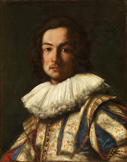Carlo Dolci's 1631 portrait of Stefano della Bella, which currently resides in the Pitti Palace