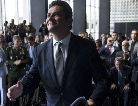Pacote de Moro quer conceituar organizações criminosas e alterar 14 leis