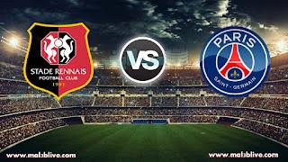 مشاهدة مباراة باريس سان جيرمان ورين بث مباشر اليوم بتاريخ 30-01-2018 كأس الرابطة الفرنسية