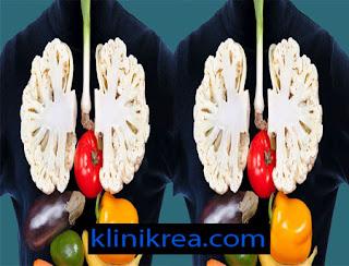 Jenis Makanan Yang Dapat Menyehatkan Paru-Paru