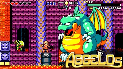 Aggelos Review