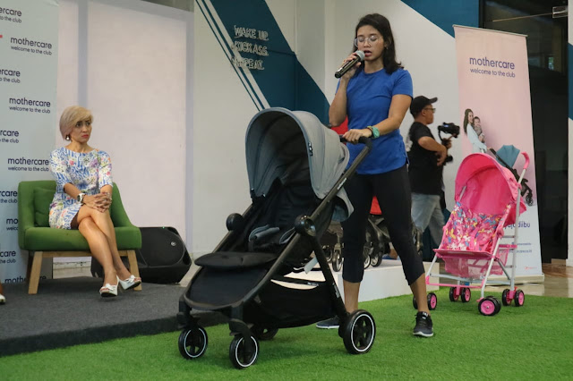 Mothercare Get Fit With Stroller
