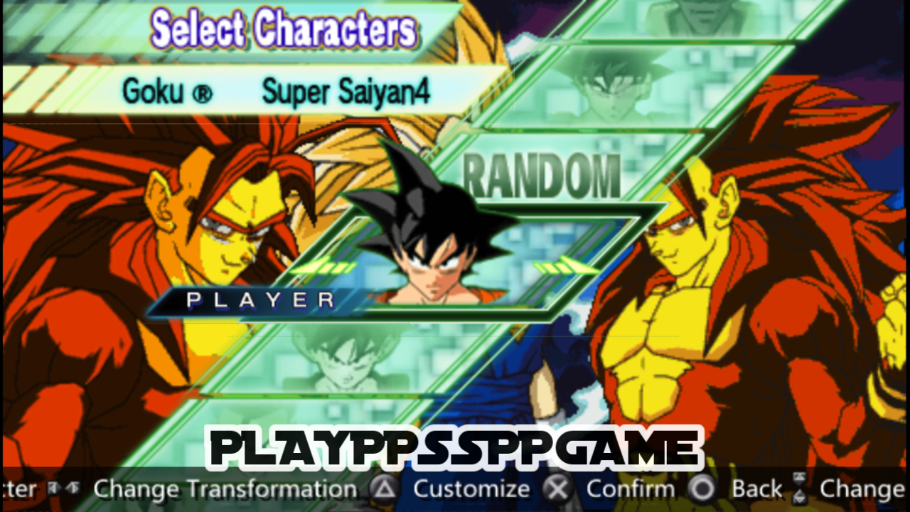 Dragon ball z another road psp iso free download | Dragon