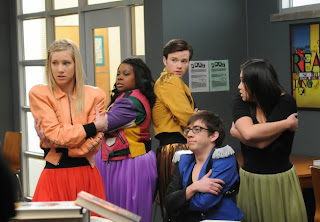 "Recap/review of Glee 1x17 ""Bad Reputation"" by freshfromthe.com"