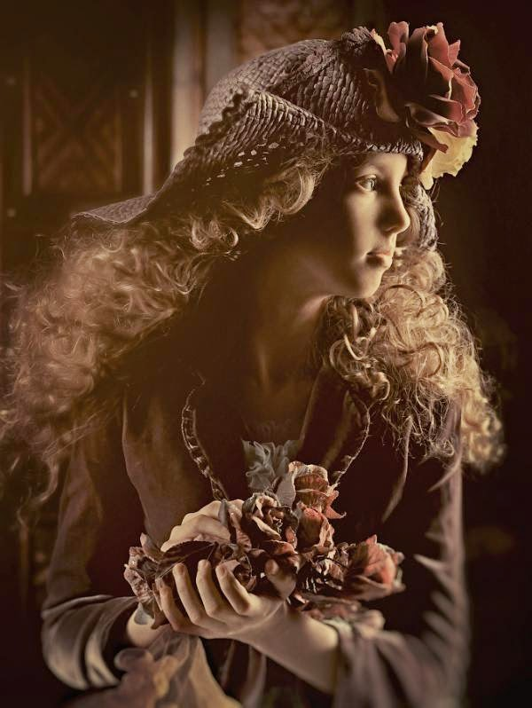 Beauty and Fashion Photography by Natalia Melnikova