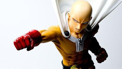 Tratto da One Punch Man arriva Saitama della Sentinel