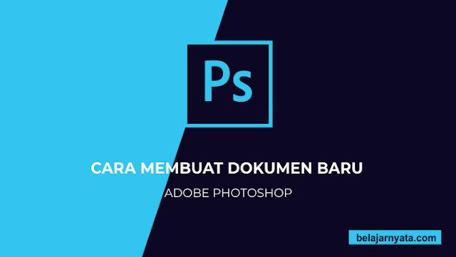 Pada kesempatan kali ini saya akan membagikan sebuah ilmu dasar cara penggunaan adobe Photoshop CS6 untuk pemula. Jadi, kita akan permulaan membuat dokumen baru untuk membuat layer kerja atau juga membuat sebuah objek.