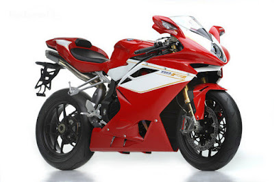New 2016 MV Agusta F4 RR in red HD Wallpaper