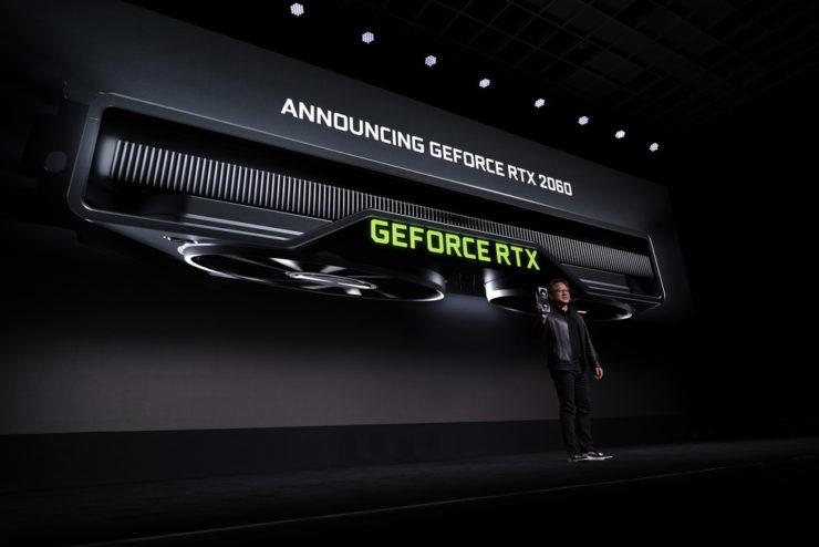 بحجم 6 جيجابايت بطاقة GeForce RTX 2060