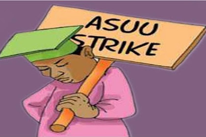 #AsuuSTRIKE : ASUU Results To Voting For Continuation Of Strike