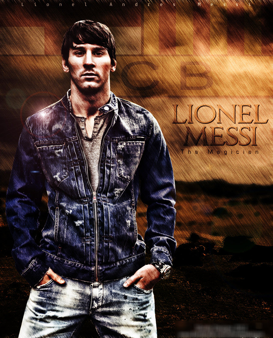 Wallpaper Of Messi: Lionel Messi Modeling Wallpapers HD, Only 2013