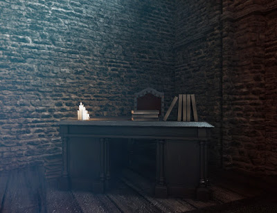 BB3D Environments: Medieval Study