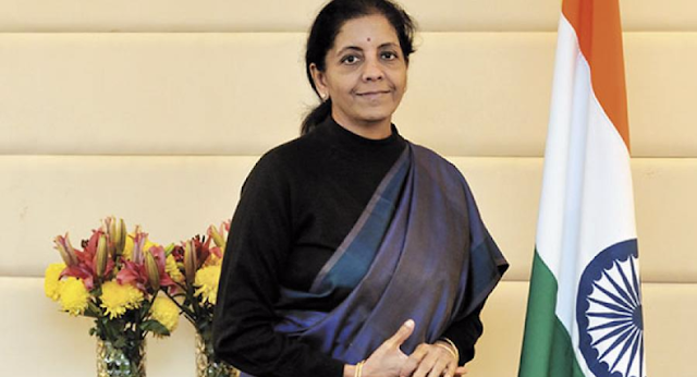 Raksha Mantri Nirmala Sitharaman Attends ADMM at Singapore