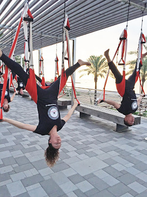 yoga aerien, aero yoga, aeroyoga france, aero yoga paris, air yoga, air pilates, apesanteur, hamac yoga, pilates, yoga, quebeq, balançoire, formation, enseignants