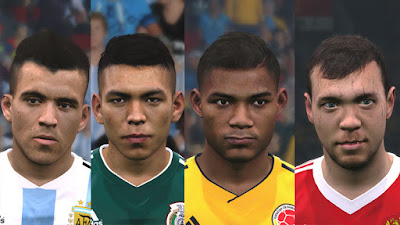 PES 2017 Next Season Patch 2019 Update v2.0 Season 2018/2019