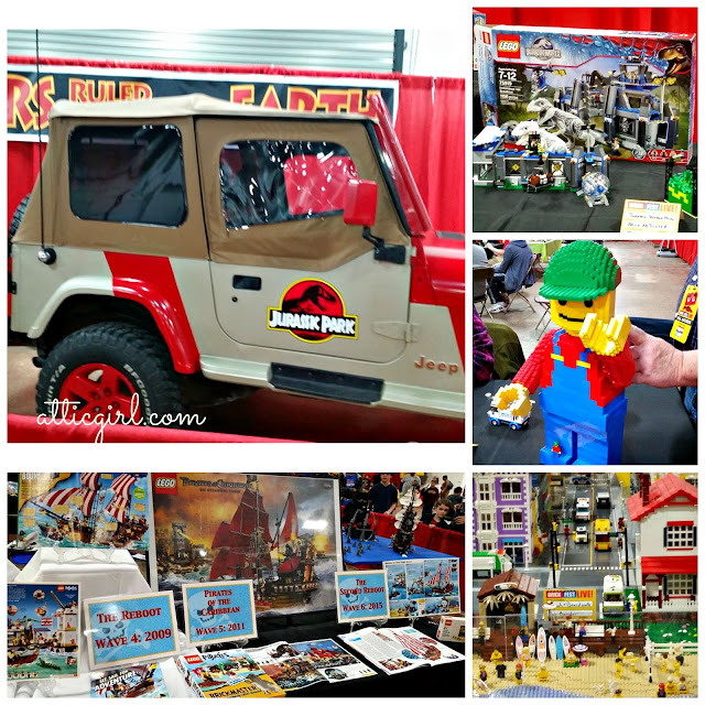 LEGO Brickfest Philadelphia