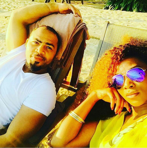 ramsey nouah rita dominic honeymoon