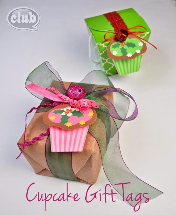 Imprimibles de Cupcakes para Golosinas.