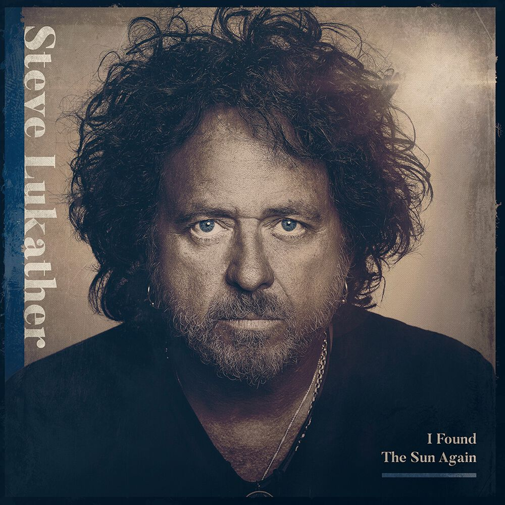 Steve Lukather-I Found The Sun Again