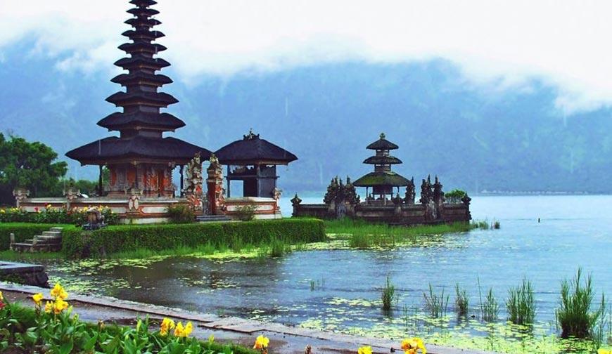 Deskripsi Danau Bedugul Keindahan Bedugul Bali