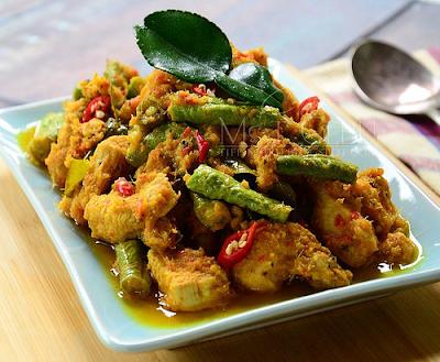Cara Masak Ayam Phat Phet