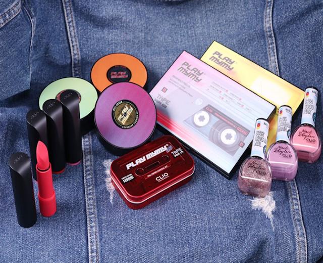 (K-Beauty) Play My My : Une collection aux allures rétro signée CLIO