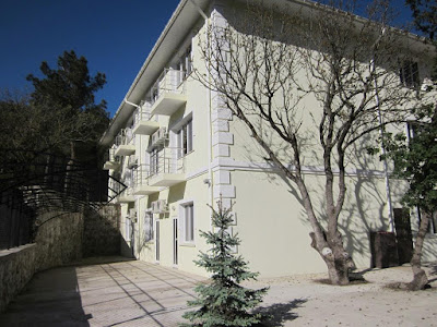 Новый корпус Гостевого дома