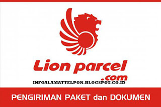 Alamat Lion Parcel Indonesia